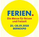 Ferienmesse Bern 2020 Logo