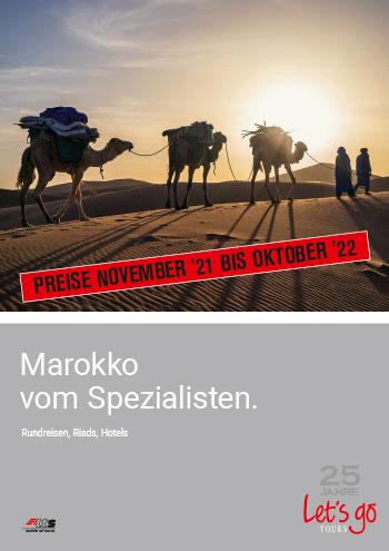 Cover Marokko PL 21-22