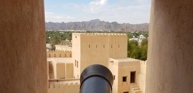 Fabian Thalmann im Oman VIP Studienreise 2019