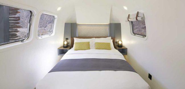 Sedr Trailers Resort Bedroom