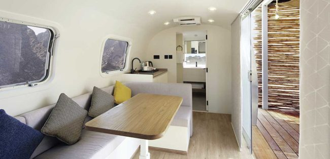 Sedr Trailers Resort Lounge