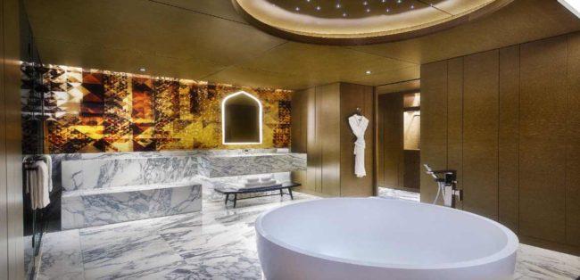 Badezimmer im W Muscat